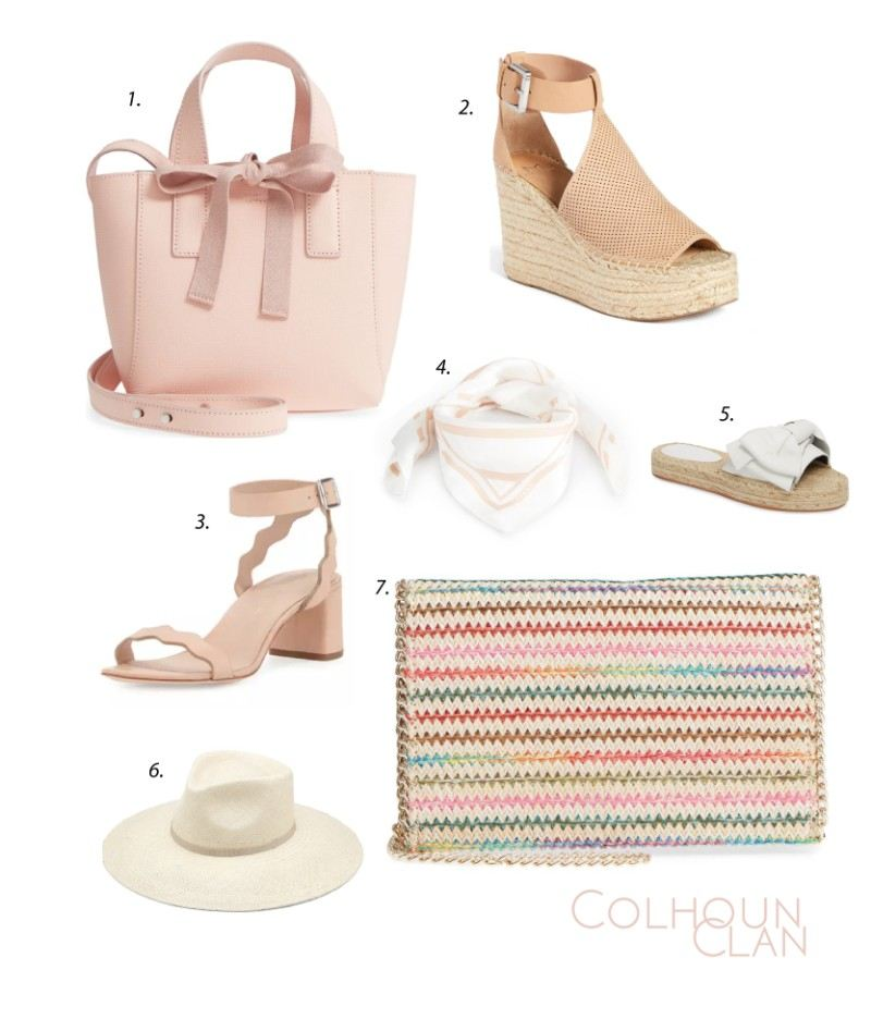 Spring Accessories