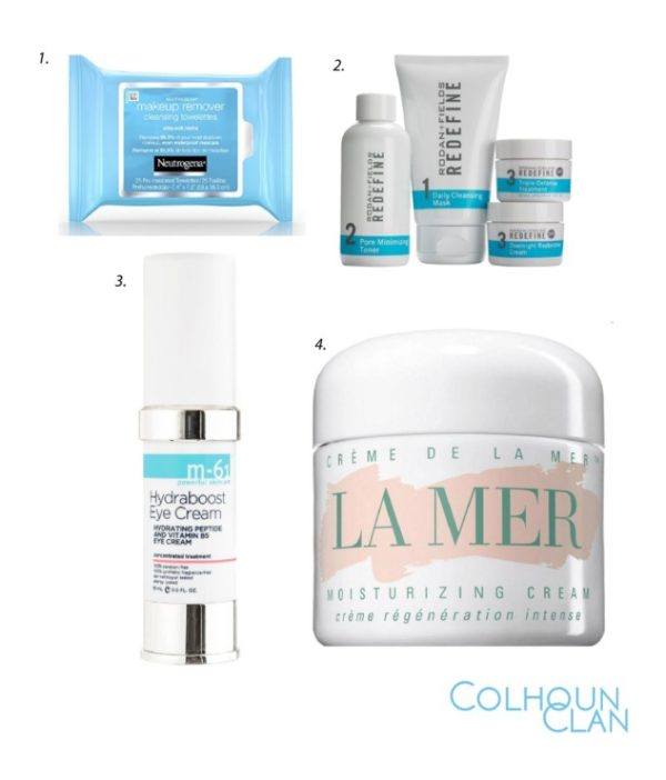 PM Summer Skincare Routine - Colhoun Clan